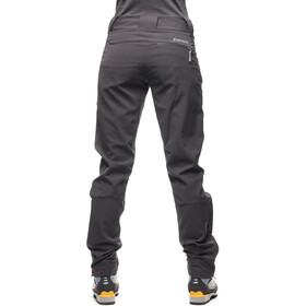 Houdini Motion - Pantalones de Trekking Mujer - gris/negro